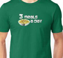 3 Meals a Day Bowel Unisex T-Shirt