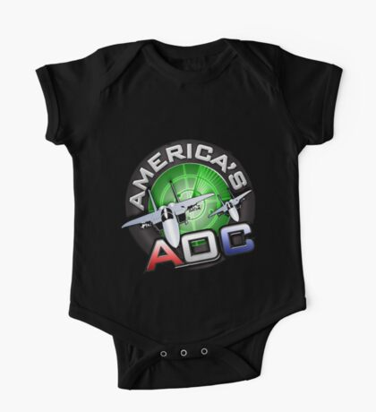 Air and Space Command Center One Piece - Short Sleeve