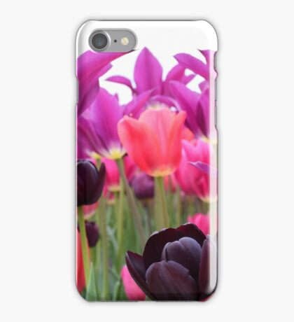 Tulip Pastels iPhone Case/Skin