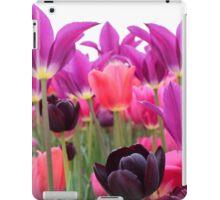 Tulip Pastels iPad Case/Skin