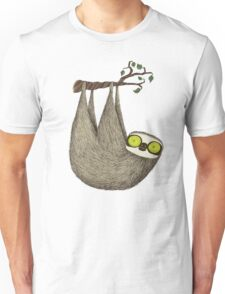 Hypno Sloth Unisex T-Shirt