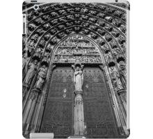 Cathédrale de Strasbourg iPad Case/Skin