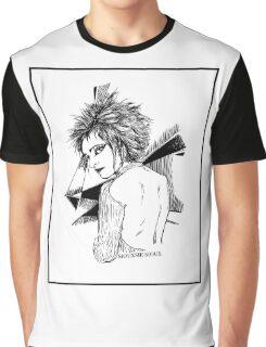Siouxsie Sioux Graphic T-Shirt