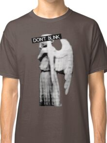 [Doctor Who] Don't Blink - Angel Classic T-Shirt