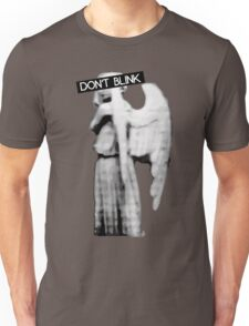 [Doctor Who] Don't Blink - Angel Unisex T-Shirt