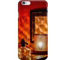 WARM AND COZY CORNER iPhone Case/Skin