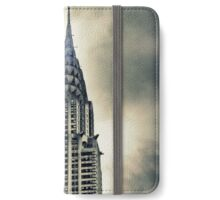 Chrysler Building  iPhone Wallet/Case/Skin