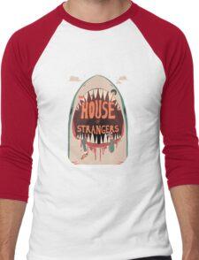 Shark Attack Men's Baseball ¾ T-Shirt