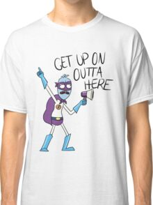 Eyehole Man Classic T-Shirt