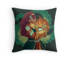 Illaoi the Kraken Priestess Throw Pillow