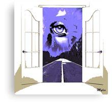 A Doorway To Fantasy Canvas Print