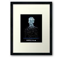 Black Mirror - Future Framed Print