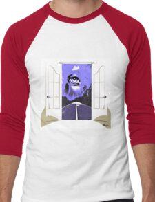 A Doorway To Fantasy Men's Baseball ¾ T-Shirt