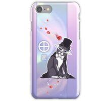 Tuxedo Cat (Gradient) iPhone Case/Skin