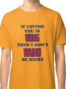 Cardinal Love Classic T-Shirt