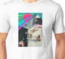 Connan Mockasin collage Unisex T-Shirt