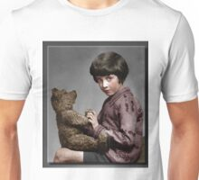 Christopher Robin and Pooh Unisex T-Shirt