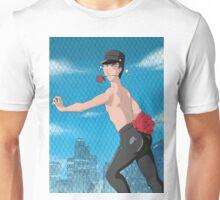 Yoga Eduardo Trainsy Unisex T-Shirt