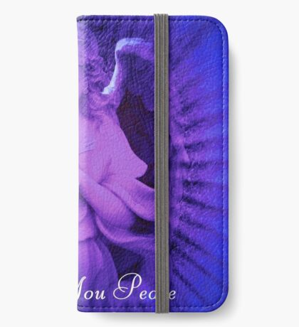 Peace and Love iPhone Wallet/Case/Skin
