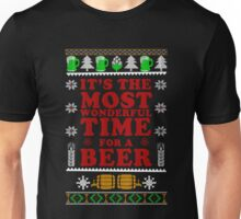 It's The Most Wonderful Time For A Beer T Shirt Unisex T-Shirt