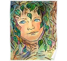 Forest Elf... Poster