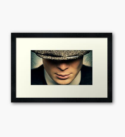 Peaky Blinders (Tommy) Framed Print