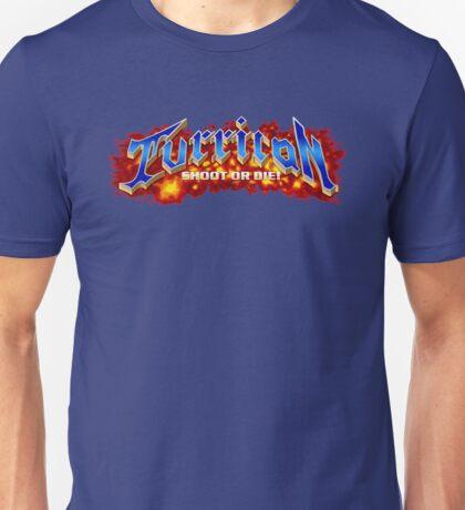 TURRICAN SHOOT OR DIE Unisex T-Shirt