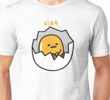 Gudetama the lazy egg eggshell Unisex T-Shirt
