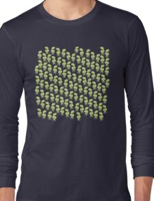 Flock of Krakkens Long Sleeve T-Shirt