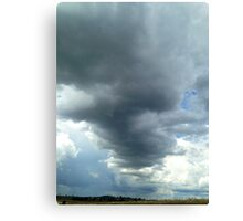 Shadforth Storm Clouds Canvas Print