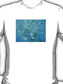 Almond blossoms  Vincent Van Gogh T-Shirt