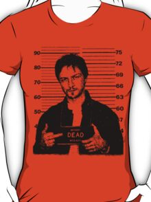 Wanted: McAvoy T-Shirt