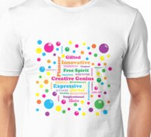 Creative Genius Unisex T-Shirt
