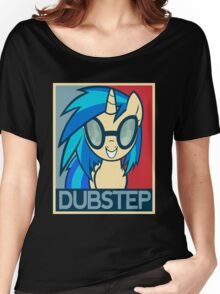 Brony - Pony Dubstep Women's Relaxed Fit T-Shirt