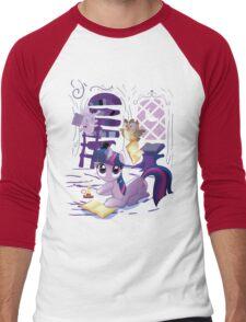 My Little Pony - Twilight Sparkle Men's Baseball ¾ T-Shirt