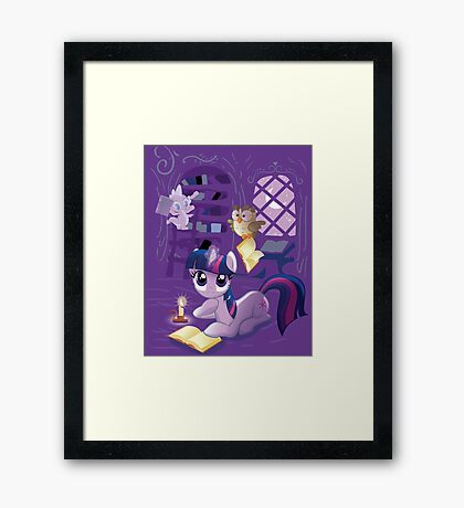 My Little Pony - Twilight Sparkle Framed Print