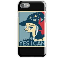 Brony - Yes I Can iPhone Case/Skin
