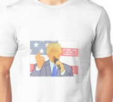 Donald Trump Win It Will Be OK Unisex T-Shirt