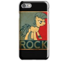 Brony - Pony Rock iPhone Case/Skin