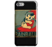 Brony - Rainball iPhone Case/Skin