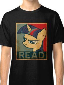 Brony - Read Classic T-Shirt