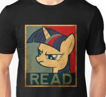 Brony - Read Unisex T-Shirt