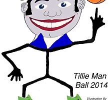 Tillie Man Basketball by schiabor