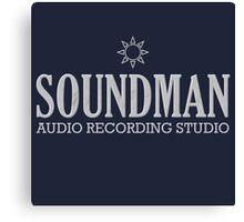 Cool Soundman Canvas Print