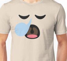Emoji Sleeping and Snoring Unisex T-Shirt