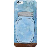 Simple Mason Jar iPhone Case/Skin