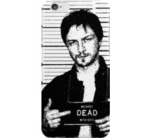 Wanted: McAvoy iPhone Case/Skin