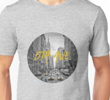 Graphic Art NYC 5th Avenue Unisex T-Shirt