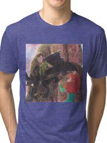 First Meeting Tri-blend T-Shirt