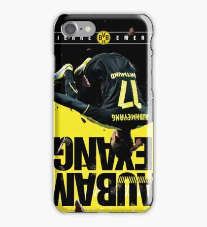 Pierre-Emerick Aubameyang iPhone Case/Skin
